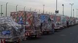 100 xe chở hàng viện trợ của Đức sắp tới Ukraine