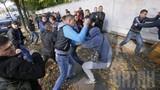 Chùm ảnh cựu đặc nhiệm Berkut bị vây đánh ở Ukraine