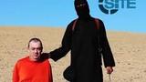 Phiến quân IS tung video hành quyết con tin Anh