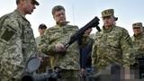 Ukraine hoàn thành 80% tuyến phòng thủ miền đông