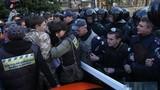 Dân Ukraine biểu tình phản đối thả cựu chỉ huy Berkut