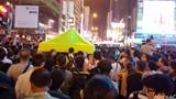 Người biểu tình Hồng Kông quyết giành lại điểm cắm chốt