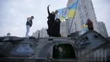 Tiểu đoàn tiễu phạt Ukraine khoe chiến lợi phẩm