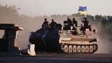 Quân Ukraine rút khỏi thị trấn miền đông Sands