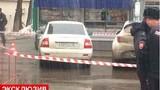 Xe chở nghi phạm bắn đối thủ của TT Putin lộ diện