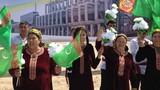 Đất nước Turkmenistan sống động qua ảnh