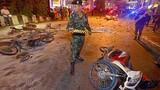 Hình ảnh ban đầu vụ nổ bom rung chuyển trung tâm Bangkok