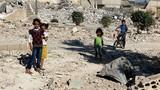 Số phận trẻ em Syria giữa vùng chiến sự ác liệt