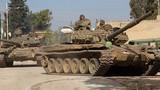 Quân đội Syria vừa bắt sống chỉ huy khủng bố