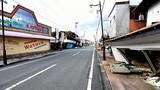 """""""Thị trấn ma"""" Futaba sau động đất-sóng thần Nhật Bản"""