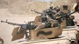 Cận cảnh chảo lửa đánh phiến quân IS ở Falluja