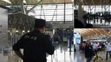 Nổ lớn rung chuyển sân bay Thượng Hải, Trung Quốc