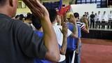 Hàng loạt cảnh sát Philippines dính án ma túy ra đầu thú