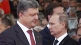 Quan hệ Nga-Ukraine: Giọt nước tràn ly