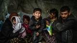 Chùm ảnh số phận hẩm hiu của người tị nạn Syria