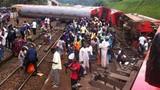 Hiện trường tàu hỏa trật bánh ở Cameroon, gần 700 thương vong