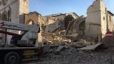 Hình ảnh mới nhất về vụ động đất ở miền trung Italy