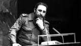 Ảnh thời trẻ đầy nhiệt huyết của lãnh tụ Cuba Fidel Castro