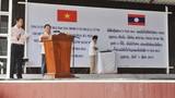 TH True Milk tặng 300.000 ly sữa cho trẻ em Lào