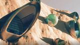 Cận cảnh thành phố trên sao Hỏa có sức chứa 25 vạn người