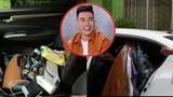 Lê Dương Bảo Lâm bị đồng nghiệp chê xe chở nguyên cửa hàng bán sỉ