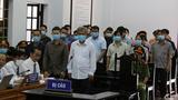 Phiên xử đường dây xăng giả: Trịnh Sướng bị đề nghị mức án 13 năm tù