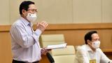 Thủ tướng: Tiếp cận mọi khả năng để mua vaccine phòng COVID-19