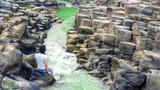 Con suối ở Gia Lai bỗng nổi như cồn vì hình dáng kỳ lạ