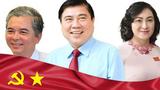 Chân dung Chủ tịch, các Phó Chủ tịch UBND TPHCM khóa X