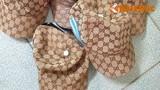 Hà Nội: Phá cơ sở sản xuất mũ hàng hiệu Gucci giả