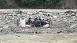 Lũ cuốn ở Lai Châu: Tìm thấy thi thể nạn nhân thứ 3
