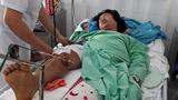 Vụ nổ súng ở Củ Chi: Bác sĩ gắp đầu đạn khỏi đùi nạn nhân bị thương