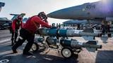 Không khí trên tàu sân bay USS Carl Vinson sắp tới Đà Nẵng