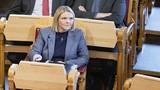 """Nữ bộ trưởng Na Uy từ chức vì """"lỡ miệng"""" trên facebook"""