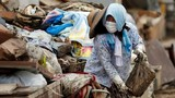 Hình ảnh mới về thiệt hại nặng nề do lũ lụt ở Nhật Bản