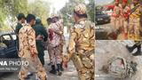 Xả súng trong lễ diễu binh ở Iran, nhiều binh sĩ thương vong