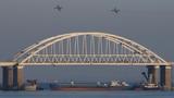 Nga nổ súng, bắt giữ 3 tàu chiến Ukraine xâm phạm lãnh hải