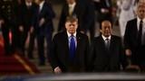 Tổng thống Mỹ Donald Trump đã đến Hà Nội gặp Chủ tịch Triều Tiên Kim Jong-un