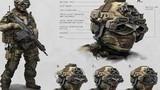 Cận cảnh bộ siêu quân phục biến lính Mỹ thành...Ironman