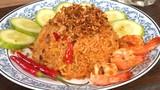 Học làm cơm chiên ớt kiểu Thái cho tín đồ ăn cay