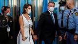 Chồng không chịu tiêm vắc xin, vợ Tổng thống Brazil sang Mỹ tiêm chủng