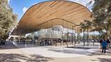Trụ sở phi thuyền của Apple mở cửa đón khách tham quan