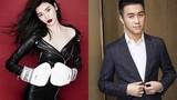 Siêu mẫu Trung Quốc ngã ở show nội y hẹn hò con trai vua sòng bạc