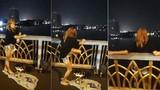 Cô gái lên Facebook quay video trực tiếp cảnh nhảy sông tự tử