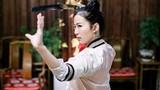 Cô gái được mệnh danh nữ võ sư Kung Fu nóng bỏng nhất Trung Quốc