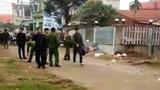 Đâm chết con dâu nhà hàng xóm vì tranh chấp đất đai
