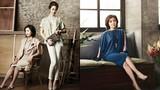 Sao Hàn khoe mẹ đẹp như diễn viên