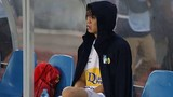 Video: Fan xót xa khi thấy Tuấn Anh khóc sau khi dính chấn thương nặng