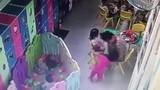 Gia đình bé gái mầm non bị cô giáo tát ngã dúi dụi lên tiếng