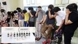 Nam người mẫu mở đại tiệc ma túy trong khách sạn hạng sang